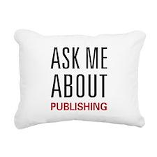 askpublish.png Rectangular Canvas Pillow