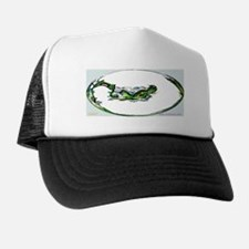 Seaweed Mermaid Trucker Hat