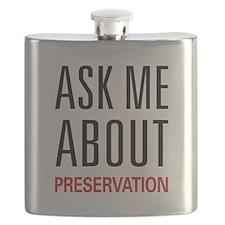 askpreserve.png Flask