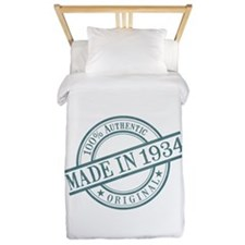 Made in 1934 Twin Duvet