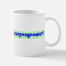 Leap Day Powe! Mug