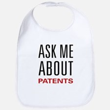 Ask Me About Patents Bib