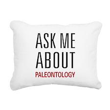 askpaleon.png Rectangular Canvas Pillow