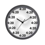 420 Wall Clocks