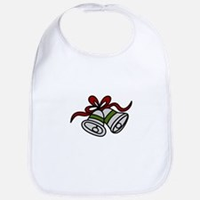 Christmas Bells Bib