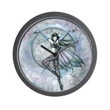 Luna's Ascent for 12 x 18 poster.jpg Wall Clock