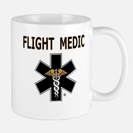 FLIGHT MEDIC Mugs