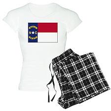 North Carolina Flag Pajamas