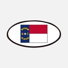North Carolina Flag Patches