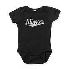 Klingers, Retro, Baby Bodysuit
