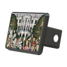 Us presidents at the white Hitch Cover