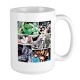 The avengers Large Mugs (15 oz)
