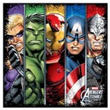 Marvel Framed Prints