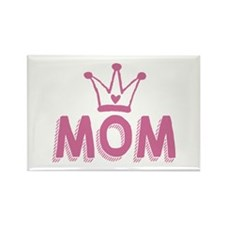 Mom deserves a crown Magnets