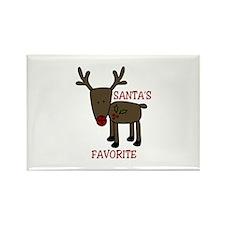 Santas Favorite Magnets