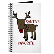 Santas Favorite Journal