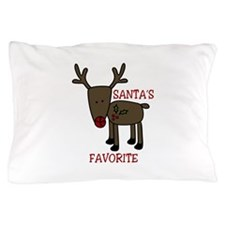 Santas Favorite Pillow Case