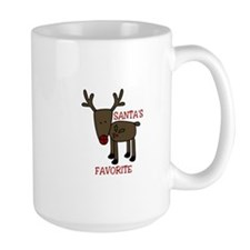 Santas Favorite Mugs