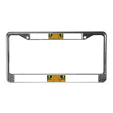 Menopausal Rage License Plate Frame
