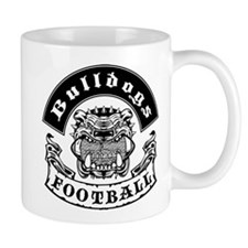 Bulldogs Football2 Mugs