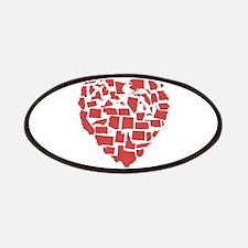 Connecticut Heart Patches
