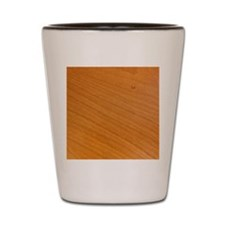 Wood Surface Shot Glass