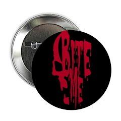 Vampiric Bloody Bite Button
