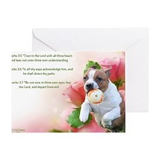 Proverbs. Greeting Card
