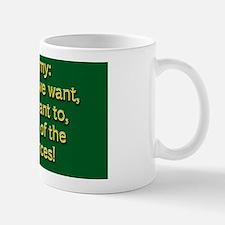 Loki's Army FTW Mug