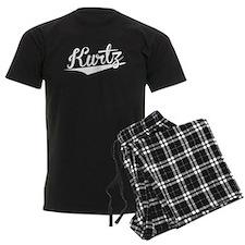 Kurtz, Retro, Pajamas