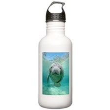 Funny Animal Sports Water Bottle