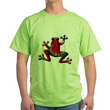 Tie Dye Frog T-Shirt