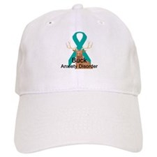 Anxiety Disorder Baseball Cap