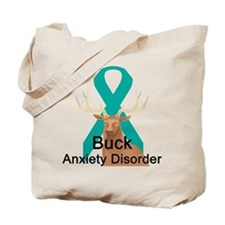 Anxiety Disorder Tote Bag