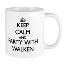 Keep calm and Party with Walken Mugs