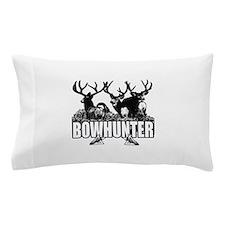 Bowhunter bucks b Pillow Case