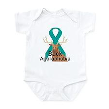 Agoraphobia Infant Bodysuit