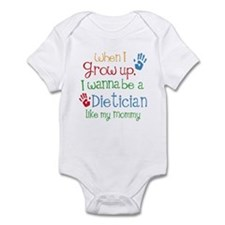 Dietician Like Mommy Infant Bodysuit