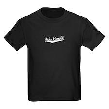 Lake Camelot, Retro, T-Shirt