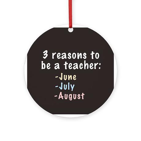 Reason to be a teacher