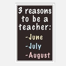 Reasons to be a Teacher Postcards (Package of 8)
