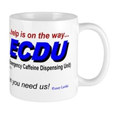ECDU Small Mug