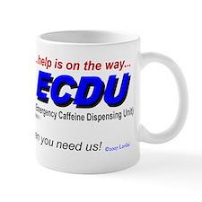 ECDU Small Mugs