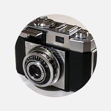 "Vintage Camera 3.5"" Button"
