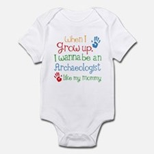 Archaeologist Like Mommy Onesie