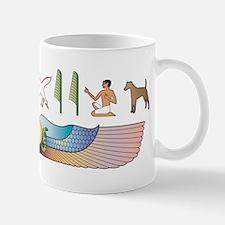 Foxie Hieroglyphs Mug