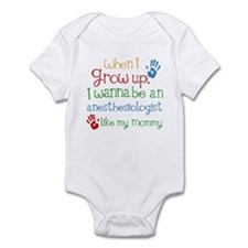 Anesthesiologist Like Mommy Onesie