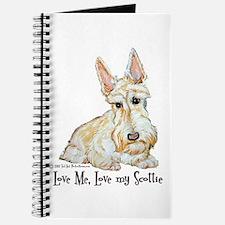 Wheaten Scottish Terrier Journal