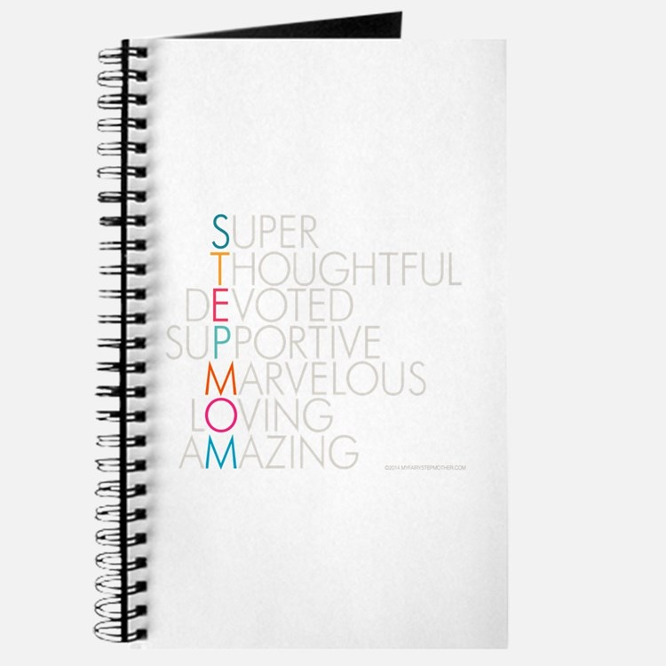 Super Stepmom Journal