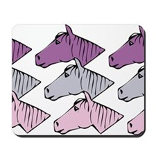 Pretty Horses Mousepad